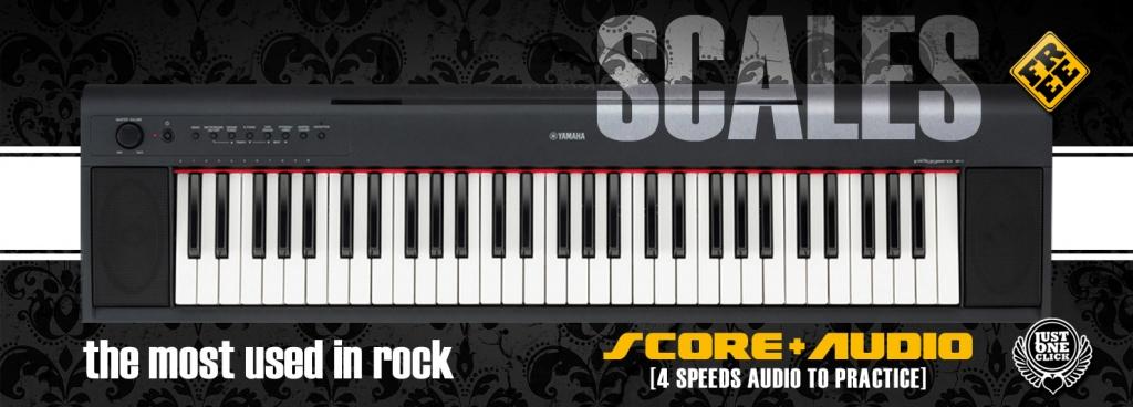 Keyboard Scales