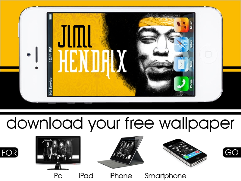 Jimi Hendrix Wallpaper