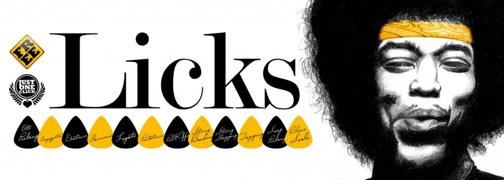 Licks - Licks