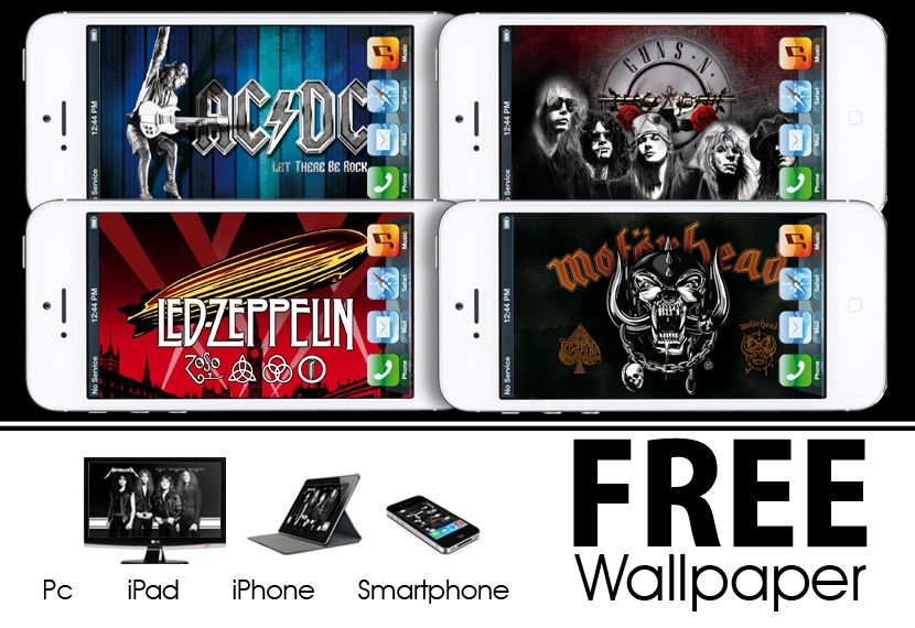 Hard Rock Bands Wallpapers